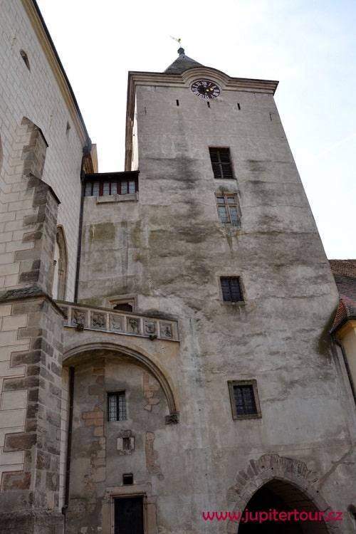 Башня, замок Кршивоклат