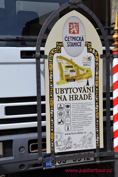Кршивоклат, Чехия