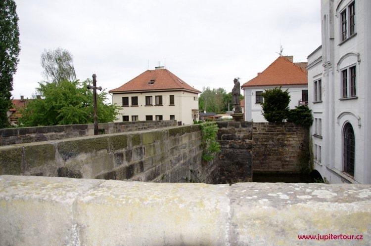 Старый мост, Брандыс над Лабе