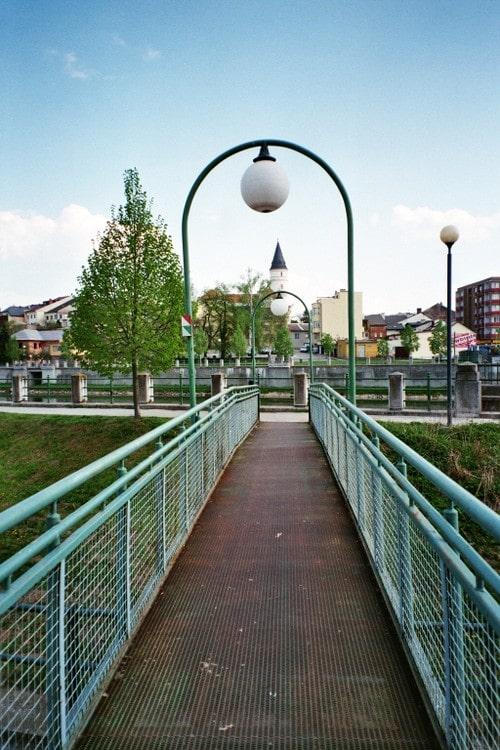 Мост, Пршеров
