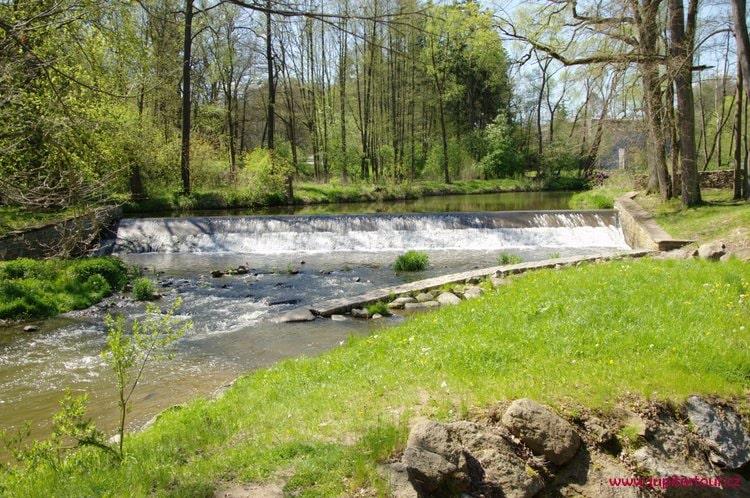 Река, Влашим
