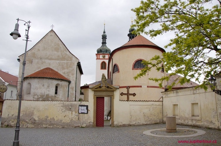 Храм святого Вацлава, Стара Болеслав