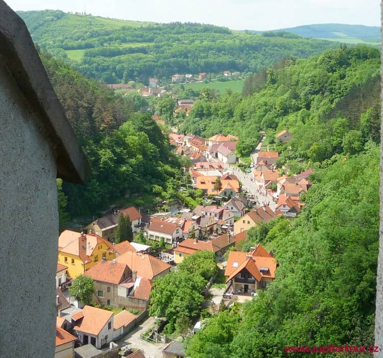 Городок Замок Карлштейн