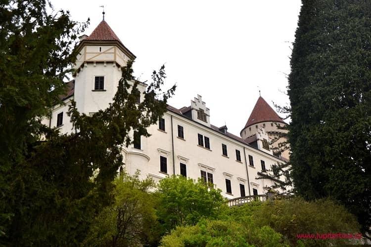 Парк вокруг замка, Конопиште, Чехия