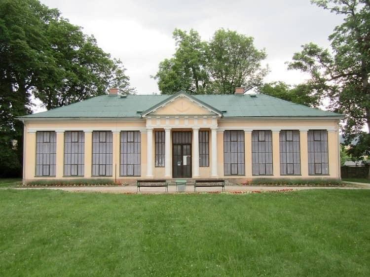 Белоград парк