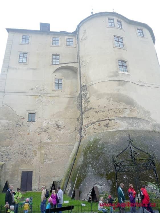 Рыцарский зал, Чешский Штернберг