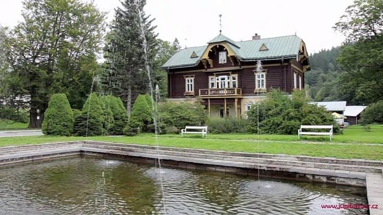 Дом Шарка, Карлова Студанка
