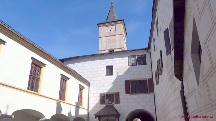Замок Рожмберк над Влтавой