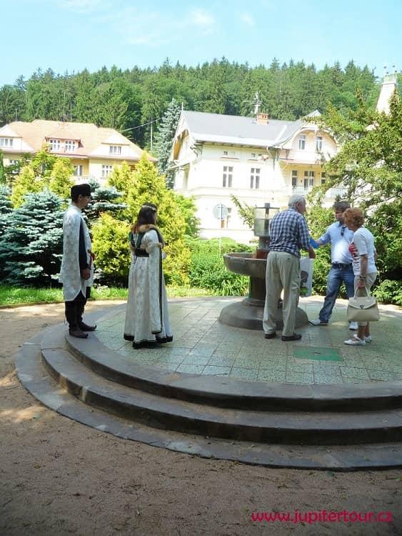 Источник, Лугачовице, Чехия