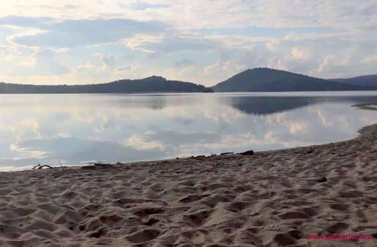 Время отхода катеров, Махово озеро