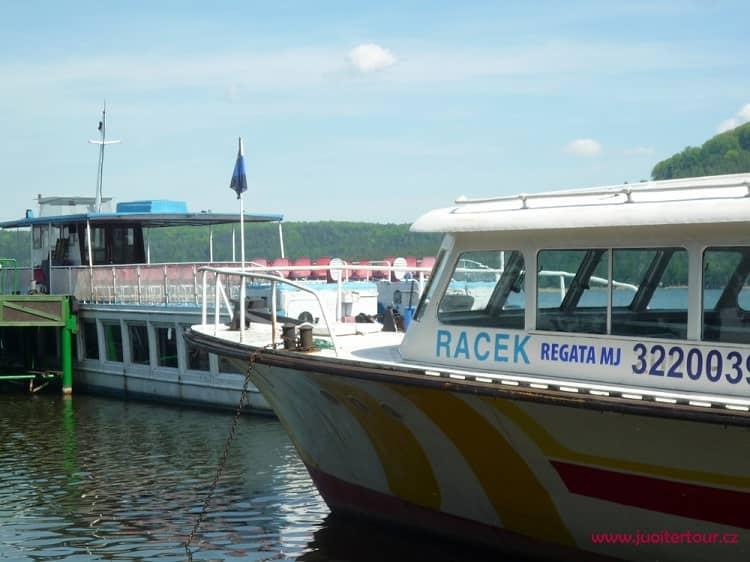 Катера, Махово озеро