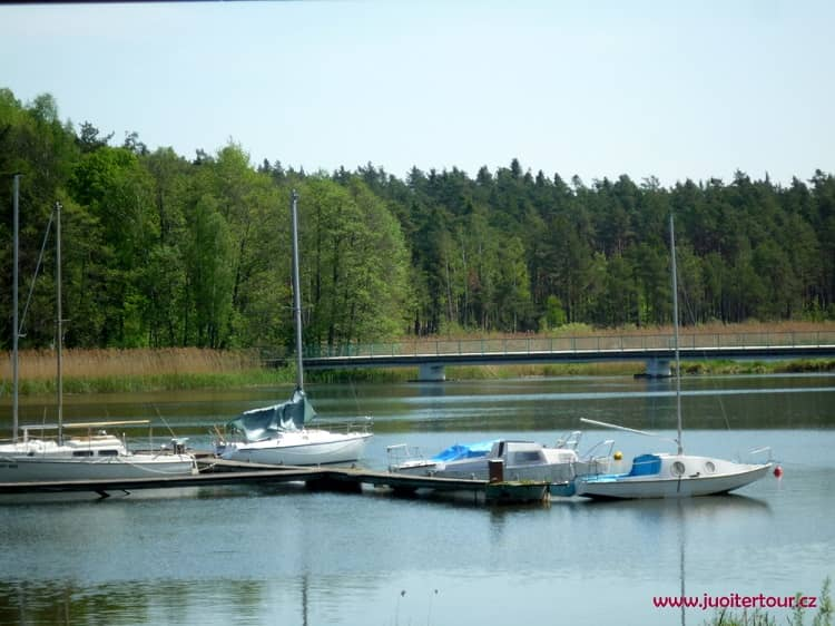 Лодки, Махово озеро
