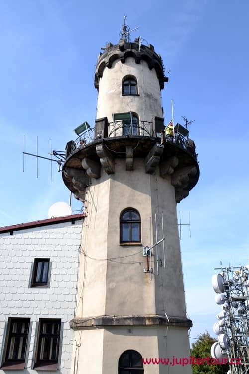 Башня, Милешовка