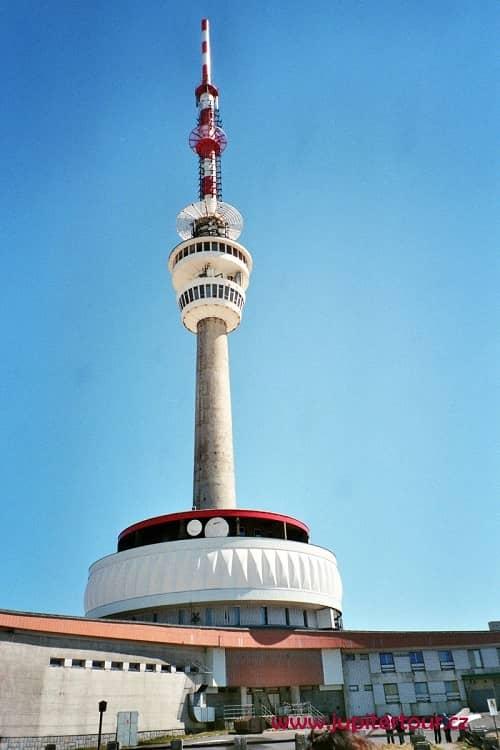 Телевизионная башня Прадед, Чехия