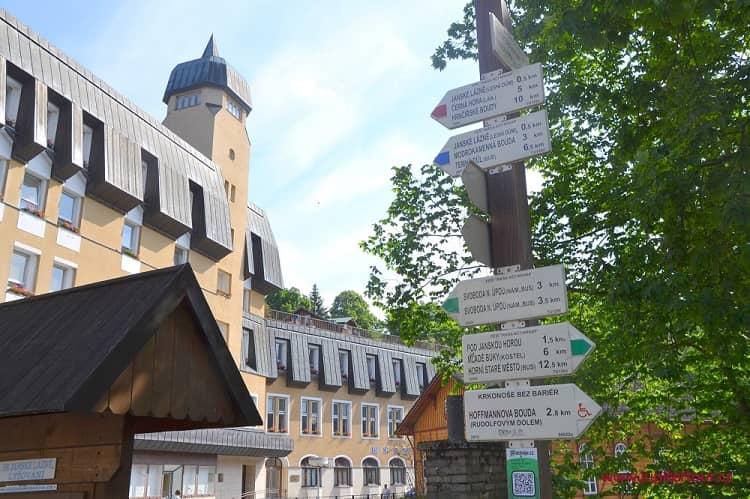 Янские Лазне, Чехия