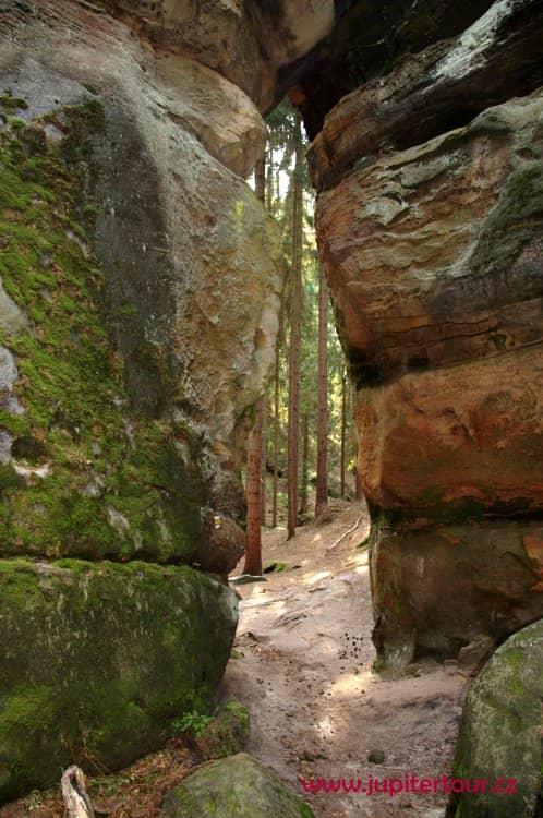 Беседицкие скалы