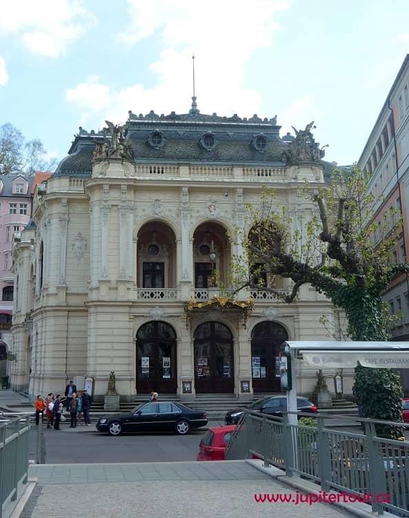 Театр Карловы Вары