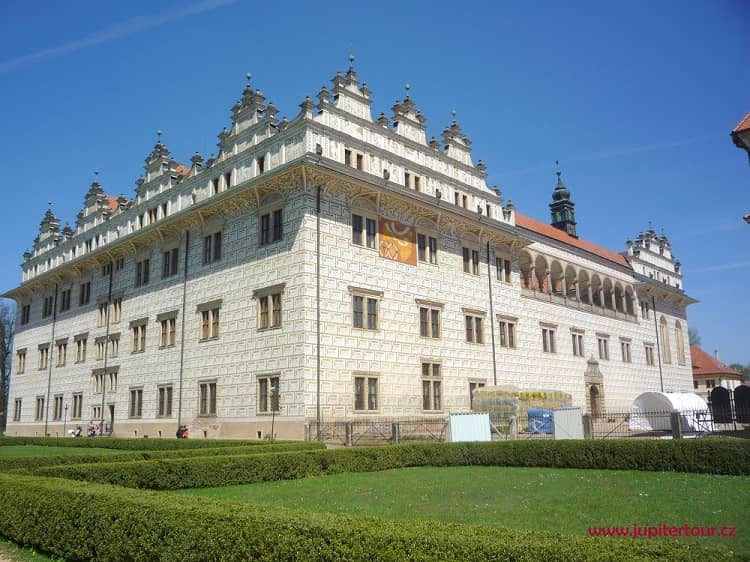 Замок Литомышль, Чехия