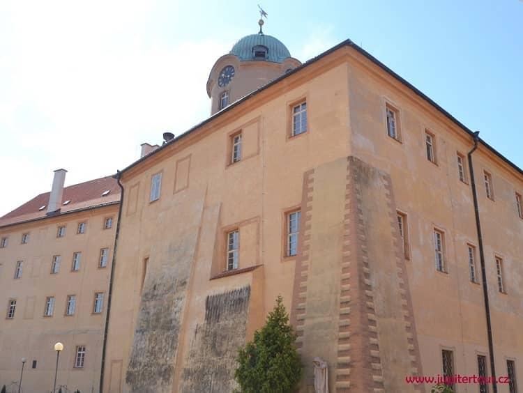 Замок Подебрады
