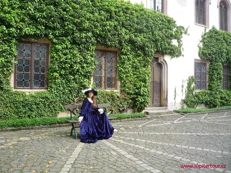 Праздник, замок Сихров, замки Чехии