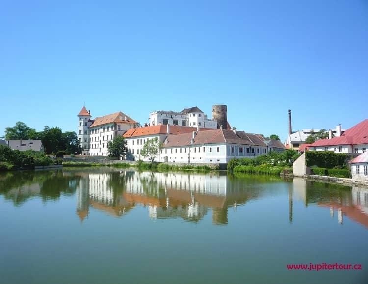 Замок Йиндржихув Градец, Чехия