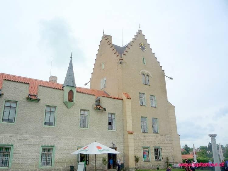 Замок Жлебы, замки Чехии