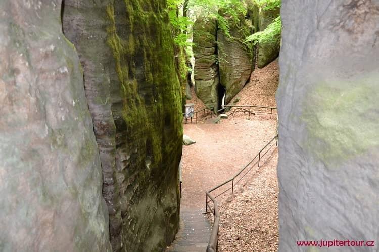 Скалы, Чешский рай, Чехия