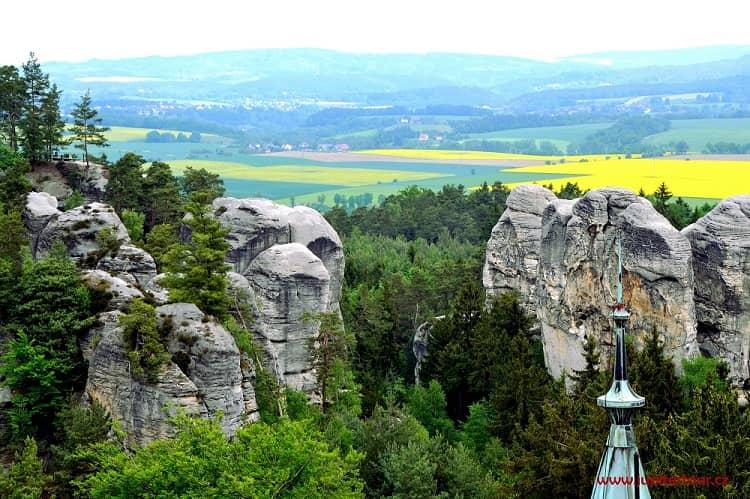 Золотая тропа Чешского рая