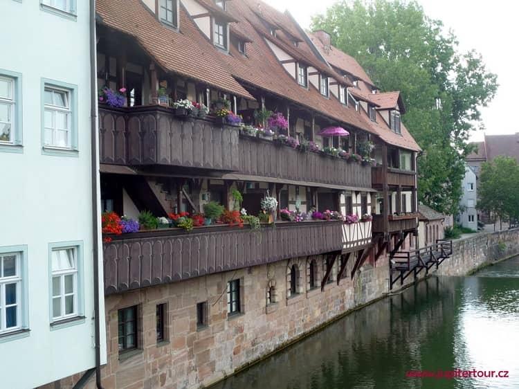 Дом над водой, Нюрнберг