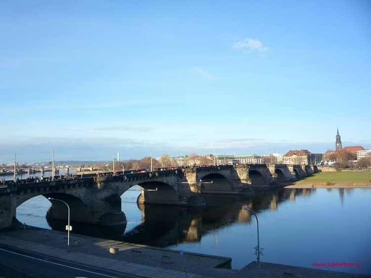 Мост, Дрезден
