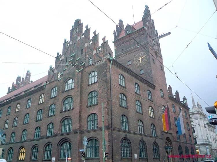 Дворец правосудия, Мюнхен, Германия