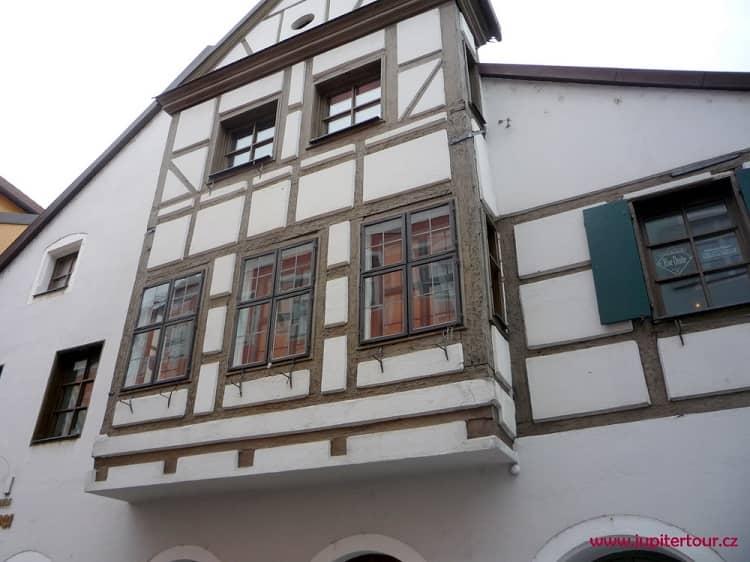 Фахверк, Регенсбург