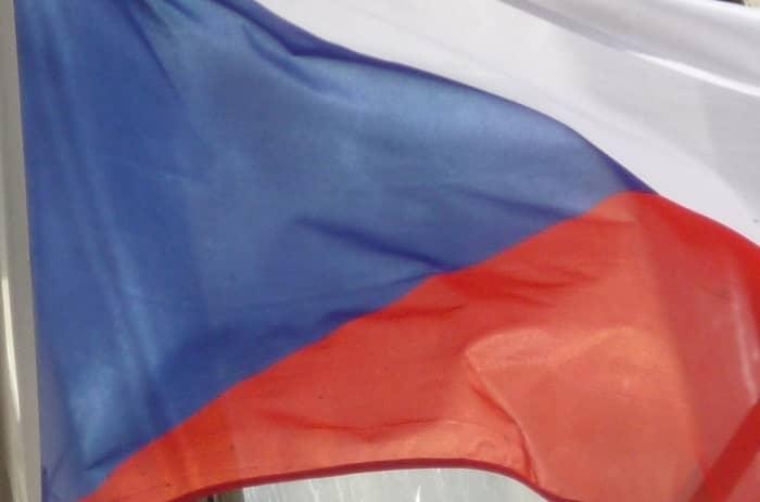 Флаг Чехия