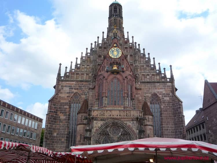 Церковь Богоматери, Нюрнберг