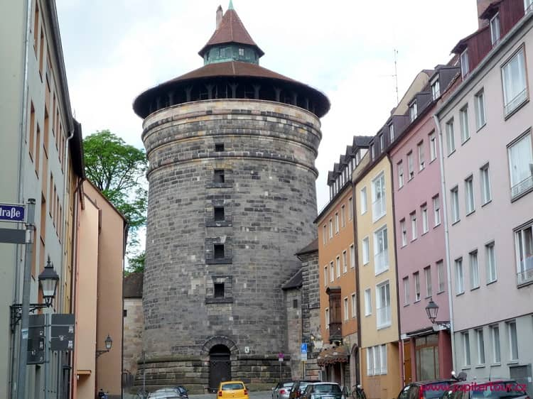Башня Фрауентурм, Нюрнберг