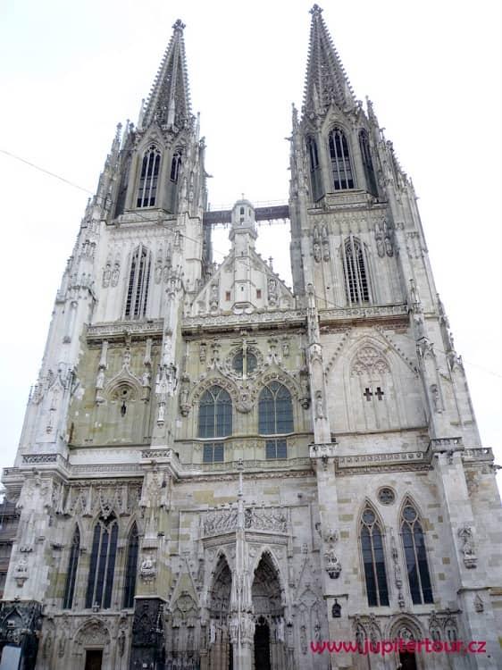 Регенсбургский собор, Регенсбург