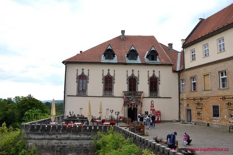 Грубая Скала, Чешский рай, Чехия