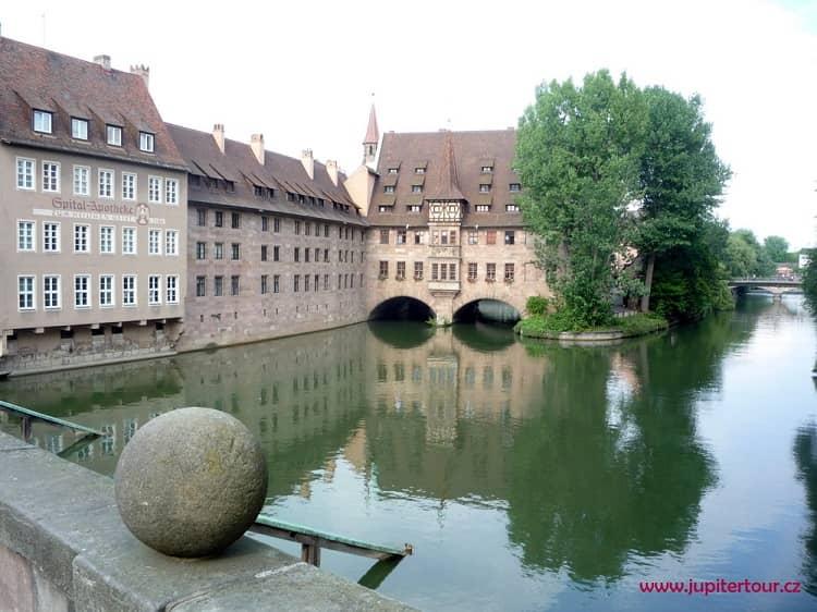 Госпиталь святого Духа, Нюрнберг