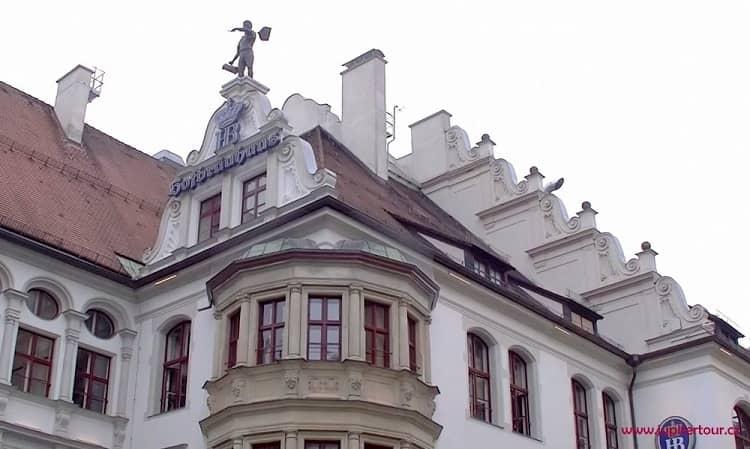 Хофбройхаус, Мюнхен, Германия