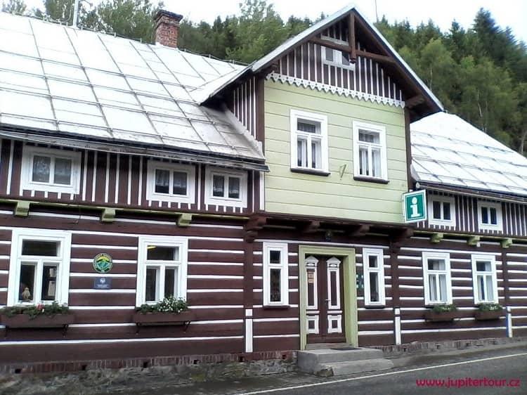 Информационный центр, Пец под Снежкой, Чехия