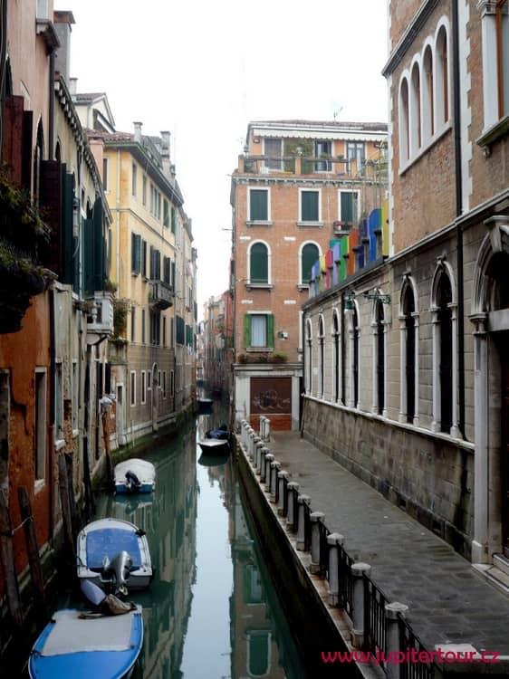 Венецианский канал, Италия