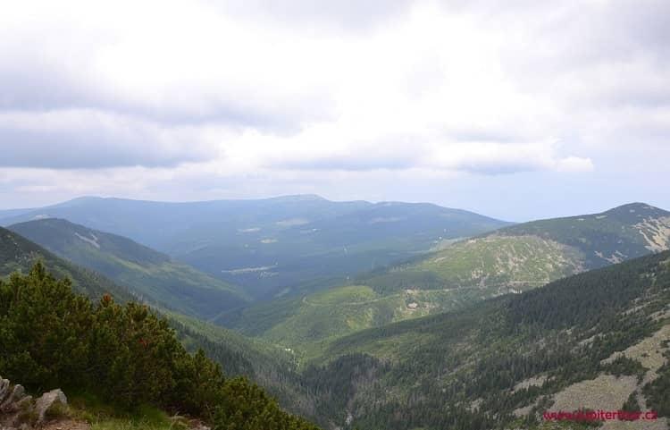 Панорама, Крконоше