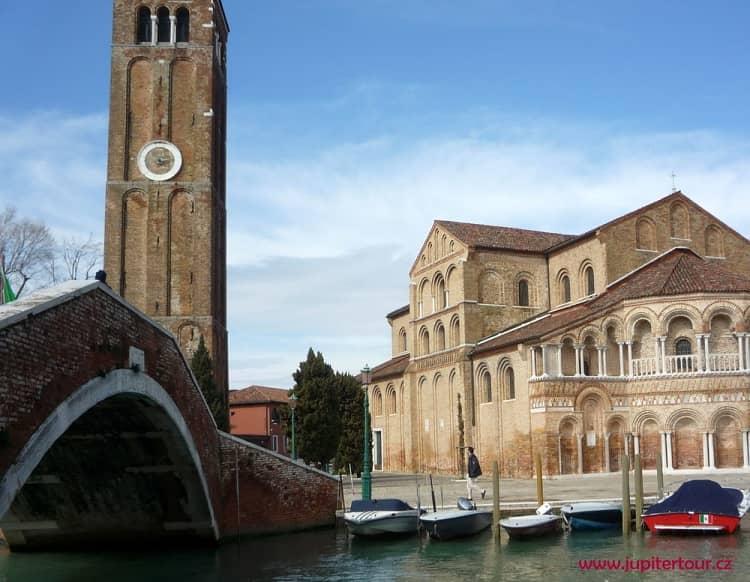 Храм святой Марии э Донато, Мурано, Италия