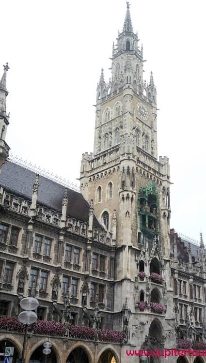 Новая ратуша, Мюнхен, Германия