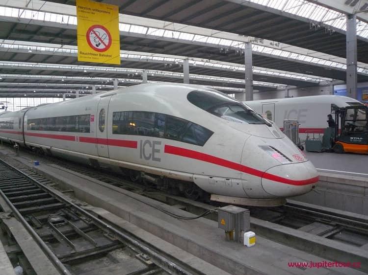Главный вокзал, Мюнхен, Германия