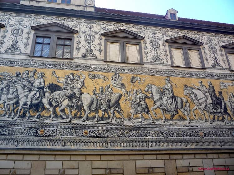 Пано, Дрезден