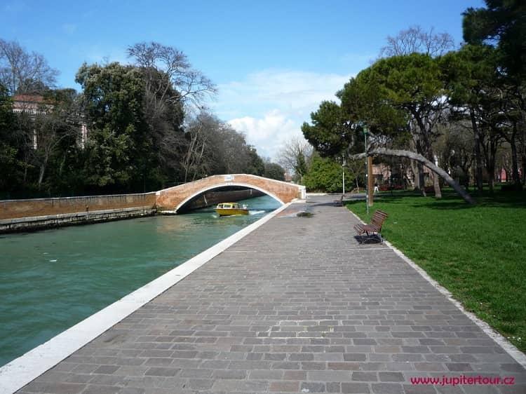 Парк, Венеция, Италия