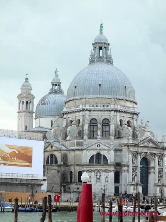 Санта Мария делла Салюте, Венеция, Италия