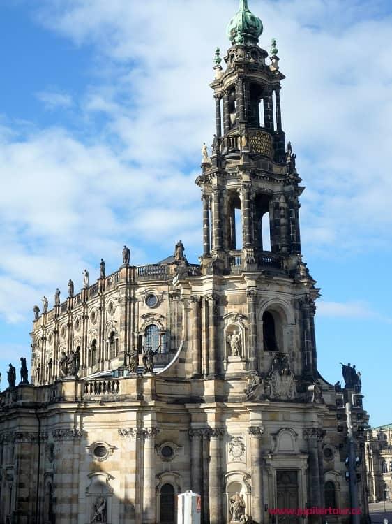 Хофкирхе (Кафедральный собор святой Троицы), Дрезден