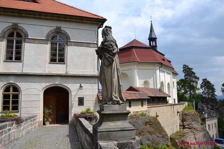 Град Вальдштейн, Чешский рай, Чехия